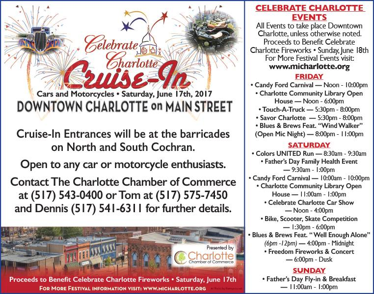 Celebrate Charlotte Activities 2017