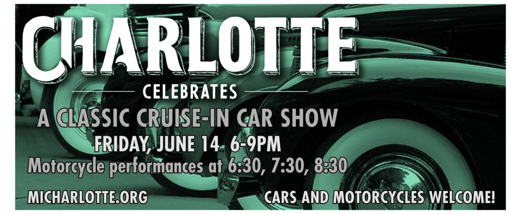 Charlotte Celebrates Car Show